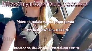 Laure Raccuzo - Partouze en club libertin