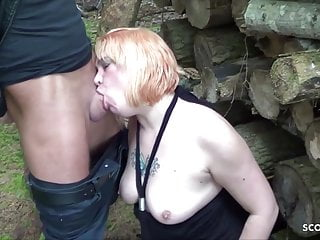 Female lesbian teachers with students German female teacher fuck student in forest and eat sperm