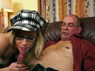 Teens and old men pics - Young girls and old men cumpilation