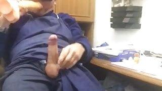 horny man