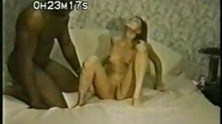Amateur BBC & White Chick