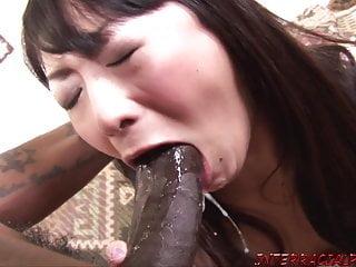 Asian Big Black Porn