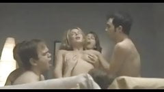 French swingers fuck with friends