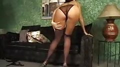 Fantasia in Black Stockings