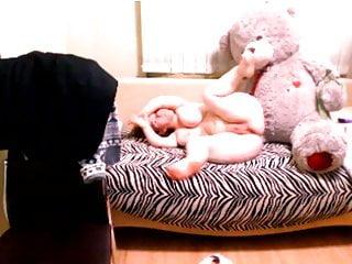 Eric the midget on the - Russian midget on webcam