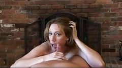 Mom's super antistress massage.