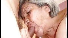 Горячие старые бабушки с удивительным обнаженным телом
