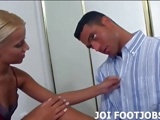 To know all about pussy - I know all about your secret footjob fantasies