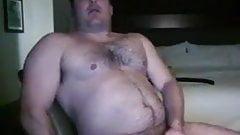 Big bear cum
