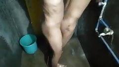 Sri Lankan Gay Video in bathroom