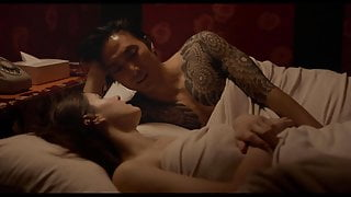 Alexandra Daddario Sex Scence in Lost Girls and Love Hotels