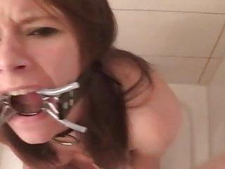 Teens that deep throat - German slut deep throat training by cezar73