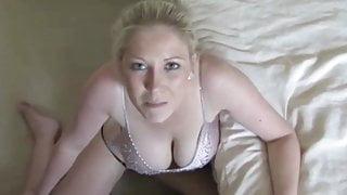 Michelle B, dirty talking chav cunt
