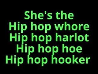 Asian hip hop honeys Amanda mcullough - the hip hop hooker - jizz on my tits