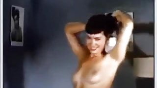 Betty Page the queen
