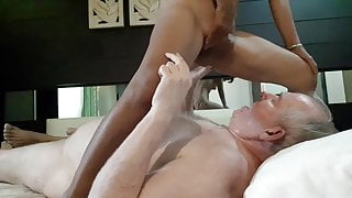 Threesome with Squirt Cleanup. This is Part 2 from Oct 28