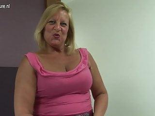 Ebony mature grandma sex Hot british grandma loves her dildo