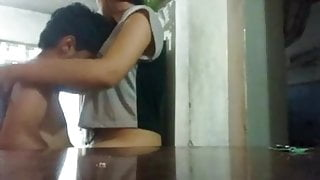 Young Indian Couple have hot sneaky Sex