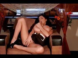 Big natural tits pornstar dildo Huge natural boobs dildo masturbation