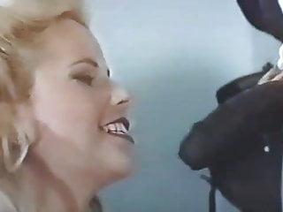 Fuck black blond Black blond