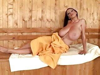 Gay sauna eyres avenue - Merilyn sakova in the sauna