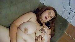 Tamara ganz nackt