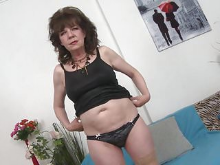 Granny home fucking - Taboo home fuck with mature cunt and young boy