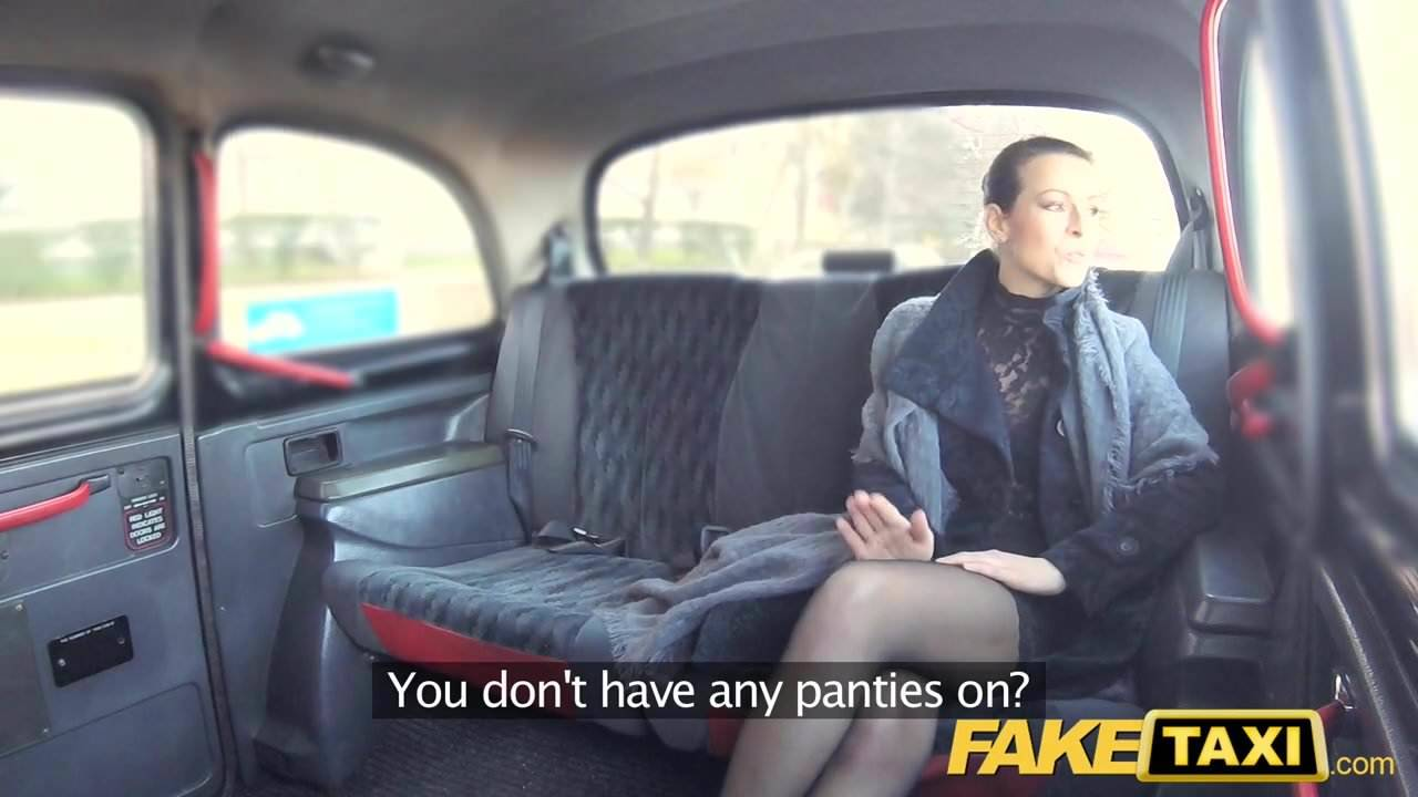 Fake Taxi Blonde Rough Anal