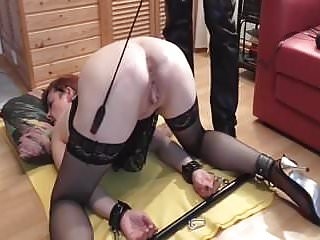 Gay bound porn Bound squirting sub fisted to massive orgasms
