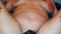 BBC CUMS IN MY PUSSY AND ON MY QUEEN OF SPADES TATTOO