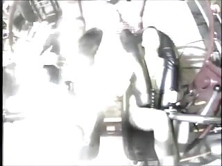 Facial sling for paralysis - Orgasm on the sling-shot