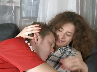Fingering anal creampie Russian women, always there for their men