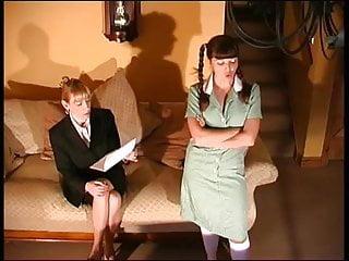 Teen shoolgirls - Shoolgirl spanked