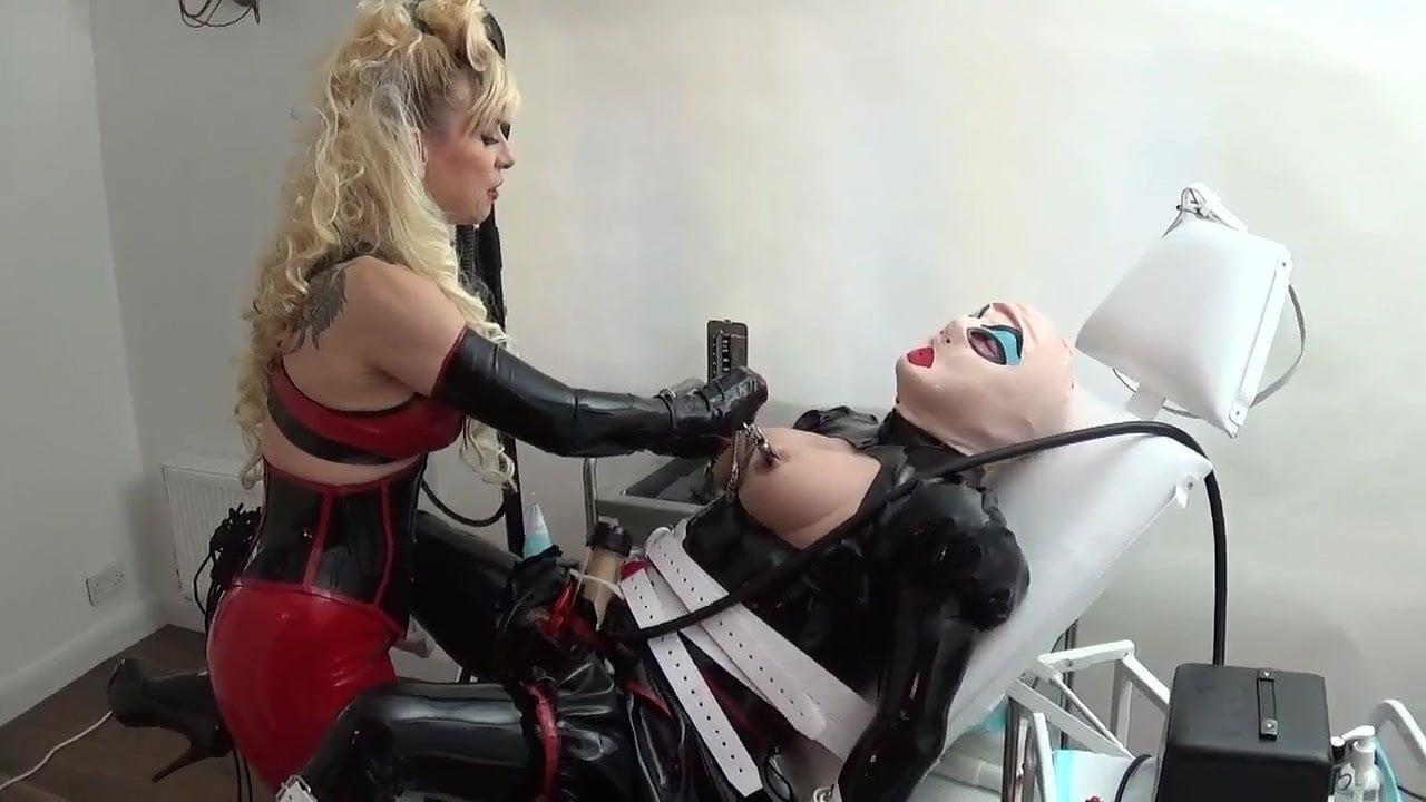 Female domination torture