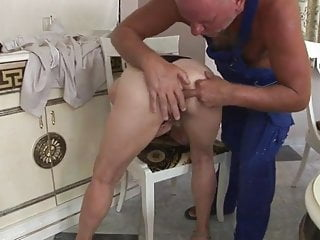 Glasses anal clips - Anal clips compilation