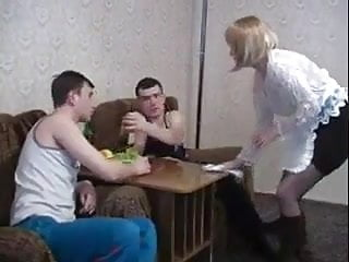 Mammy lactating tits - Sr mammy is always waiting for her boys