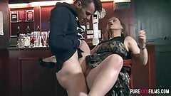 Milf Russian Boss does good by her younger employee