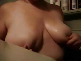 Wet and soapy boobs Soapy boobs
