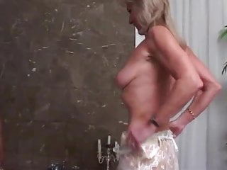 Gay cooking classes Blonde granny anal fucked by a black big cook