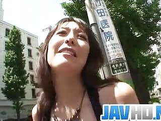 Pure asian girls Big tits hottie gets nasty in pure japanese blowjob porn sce