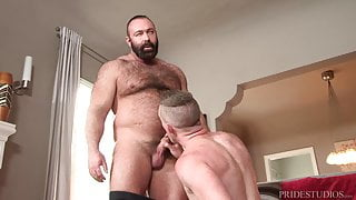 DylanLucas Bear Daddy Landlord Might Just B Into Young Men