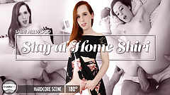 GroobyVR: Stay At Home Shiri