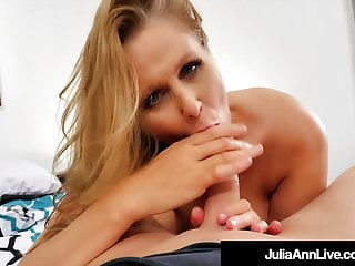 Women juicy busty gorgeous masturbation Busty gorgeous milf julia ann just wants to fuck someone