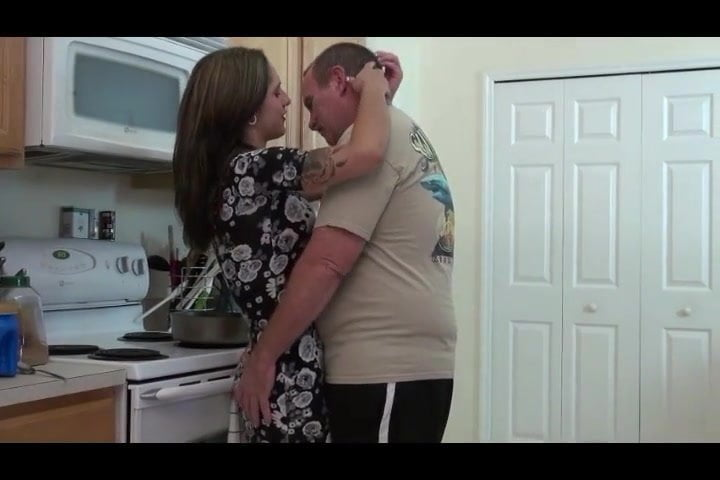 Fucked Teen in the Kitchen by Old Man, Porn 3c: xHamster