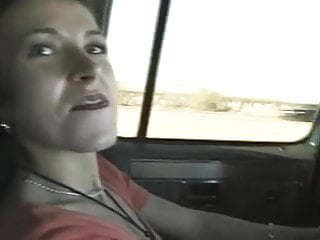 Pregnancy sex moves - Anal sex and facial inside a moving car