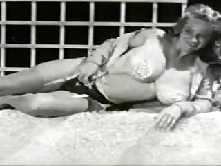 Sexy bikini pasties Virginia bell - lounging with pasties