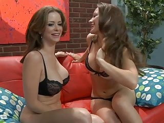 Emily x pornstar - Emily addison and dani daniels lesbian sex