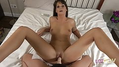 Victoria Velvet gets fucked into submission by her younger
