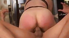 Hotwife Hard Fuck by Big Cock Bull