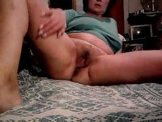 Something gay men masturbate to - Crazy milf - something like that